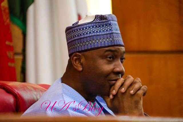 """We Are Already Collecting Signatures For Saraki's Impeachment"" - Farouk Aliyu"