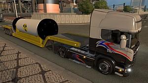 Nuclear trailer mod