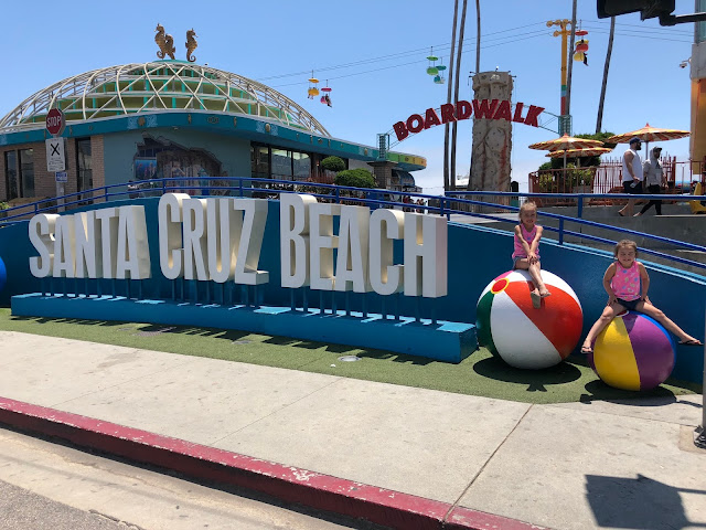 Santa Cruz Vacation Guide- Beach Boardwalk