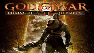 Chains of Olympus merupakan game berkategori third God of War: Chains of Olympus (USA) ISO PPSSPP for Android High Compress