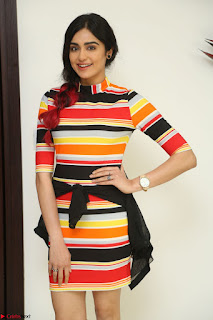 Adha Sharma in a Cute Colorful Jumpsuit Styled By Manasi Aggarwal Promoting movie Commando 2 (187).JPG