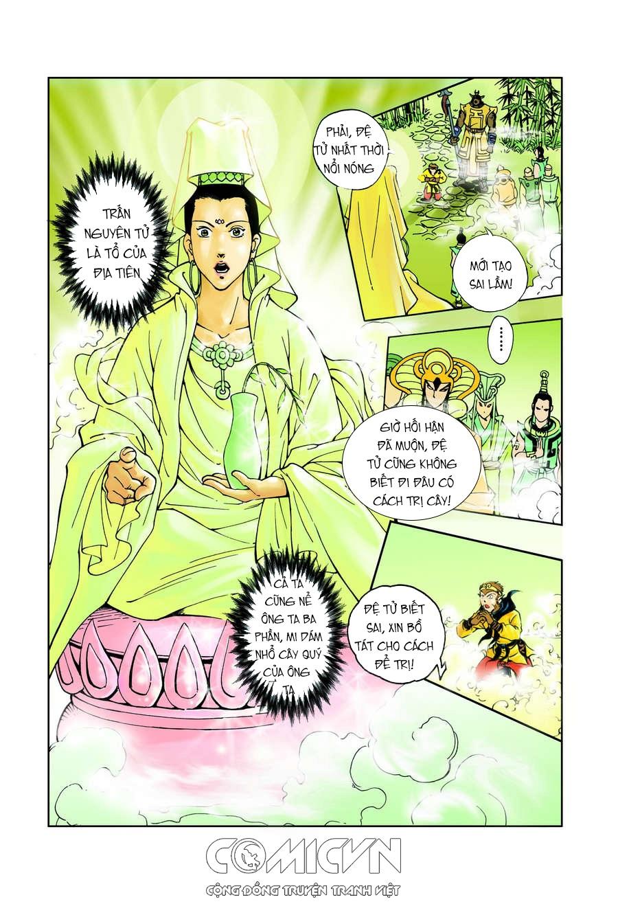 Tây Du Ký màu - Chapter 51 - Pic 15