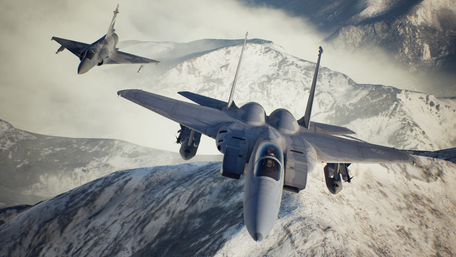 Ace Combat 7 Skies Unknown PC ESPAÑOL + Crackfix (CPY) 9