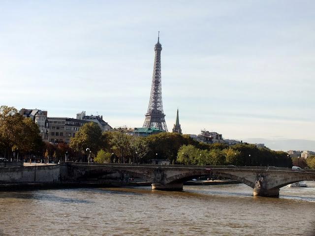 Itinerario por París