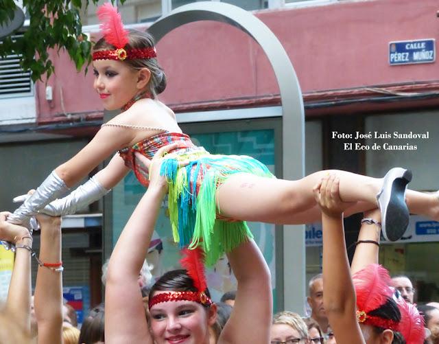 Fotos Cabalgata Infantil Carnaval Las Palmas 2016