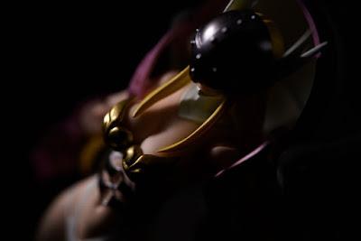 Digivolving Spirits Angewomon y Tailmon de Digimon Adventure - Tamashii Nations