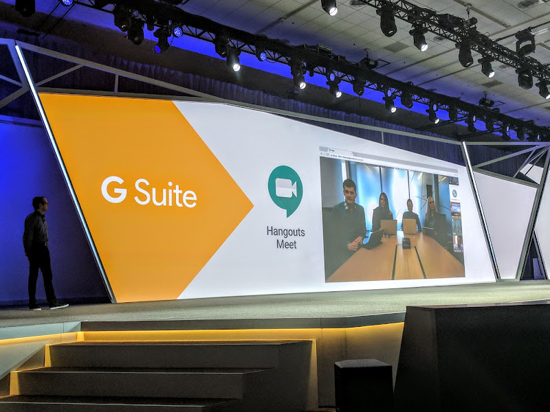 Google highlights Hangouts Chat and Meet upgrade timeline for G Suite ahead of October 'classic' retirement