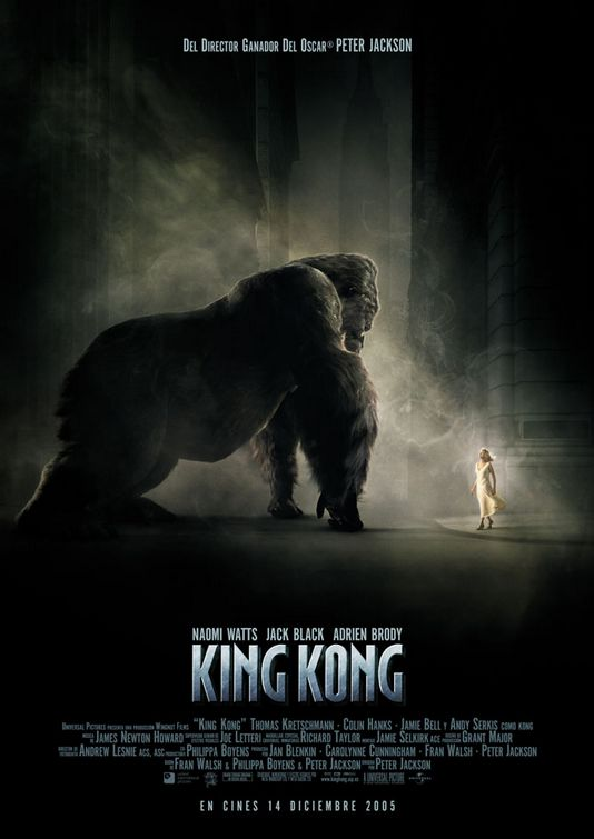 Quote To Remember King Kong 2005