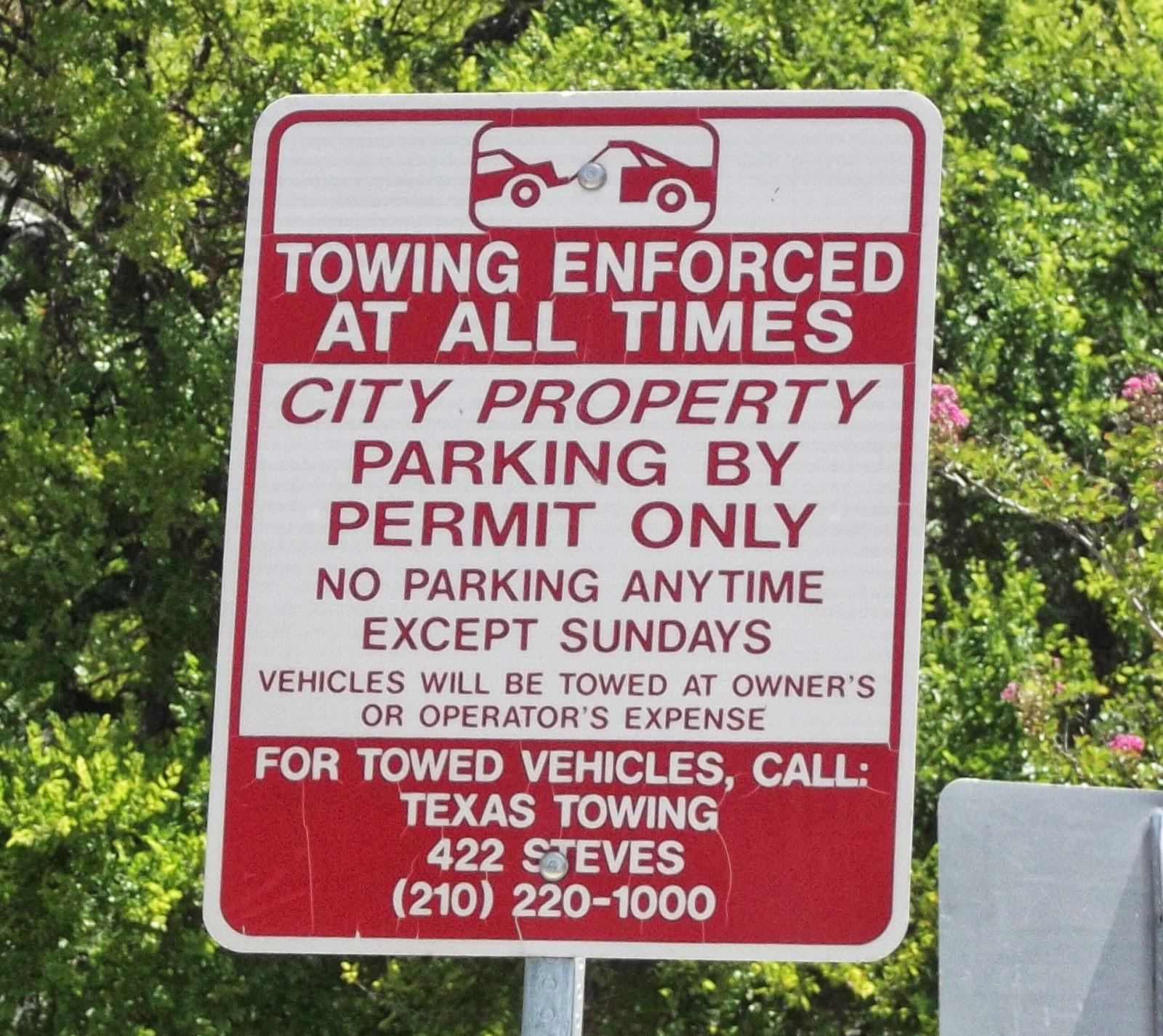 Texas Towing Compliance Blog: City Of San Antonio Post