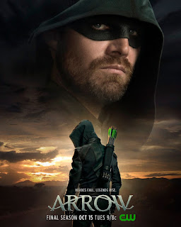 Arrow Temporada 8 audio latino capitulo 5