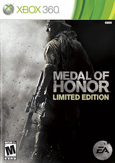 Medal of Honor Limited Edition (X-BOX360) 2010