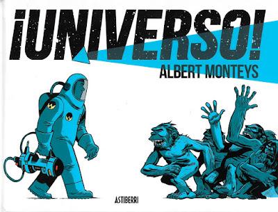 ¡Universo! (Astiberri), de Albert Monteys