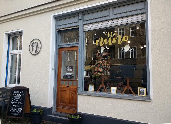 Atelier Nuno Japanische Stoffe und Maßschneiderei Berlin