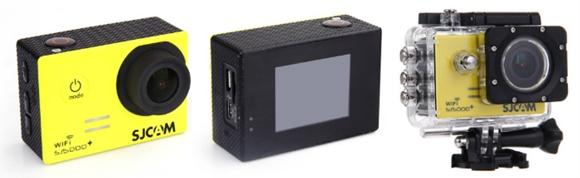 SJCAM SJ5000 Plus Action Camera Terbaik 2016