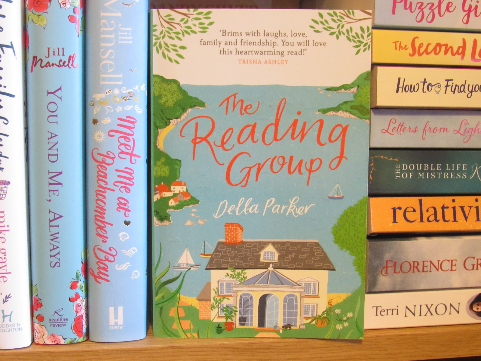Blooming Fiction, The Reading Group Book Review