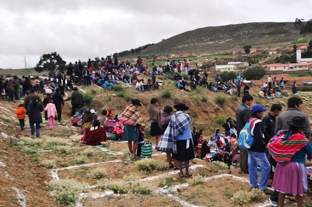Yamparáez: municipio chuquisaqueño (Bolivia)