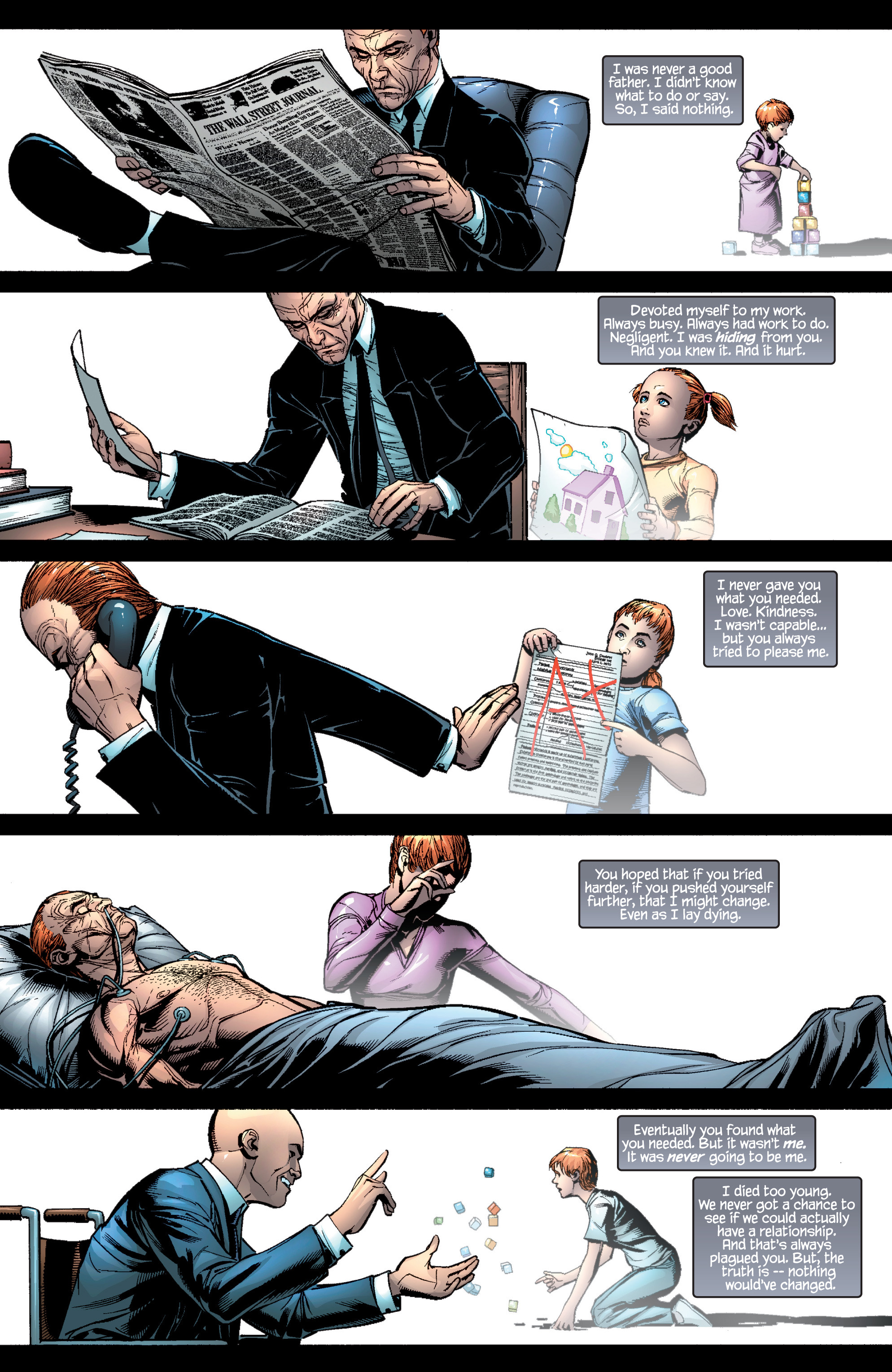 Read online Ultimate X-Men comic -  Issue #96 - 21