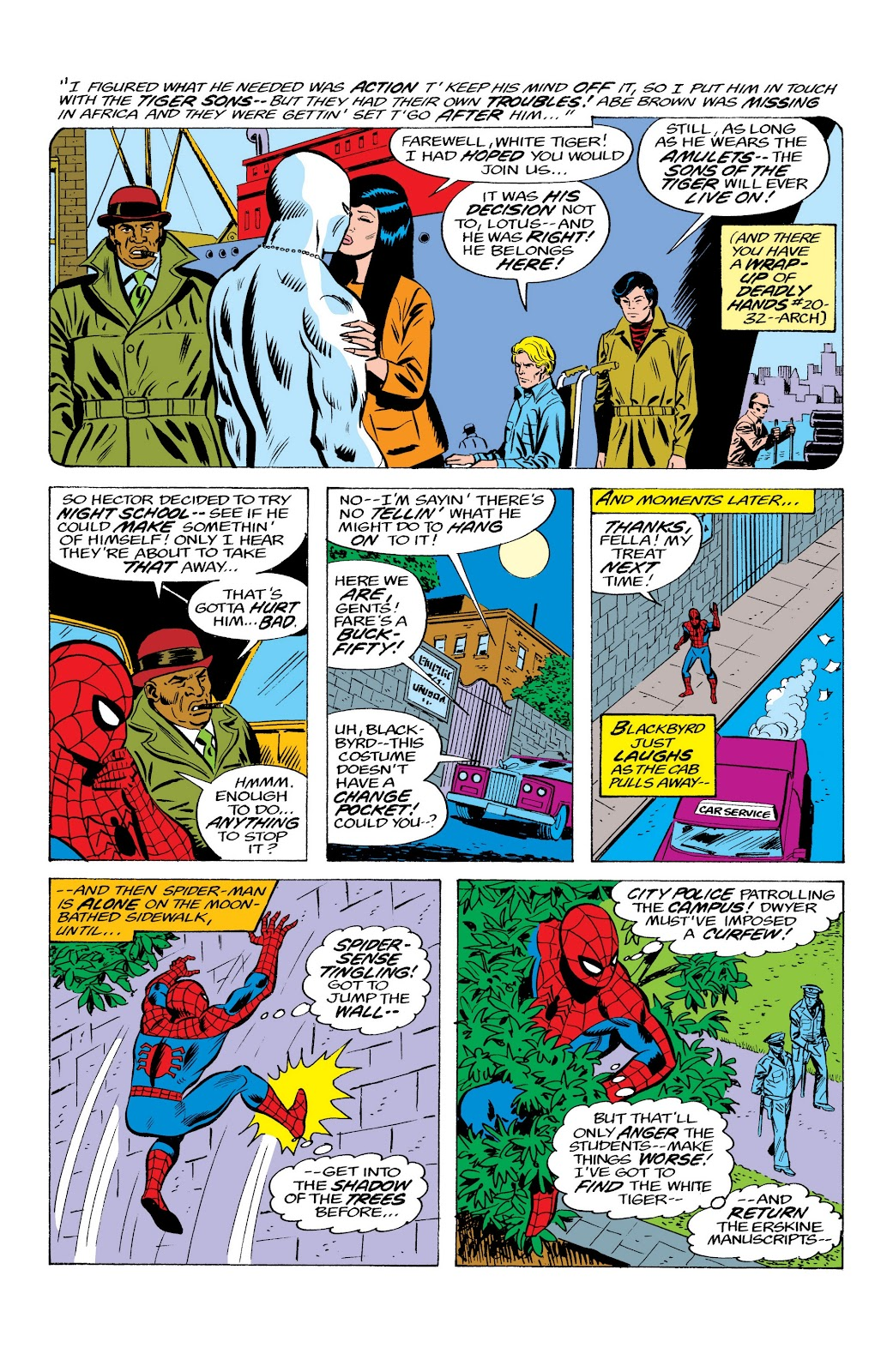 Read online Marvel Masterworks: The Spectacular Spider-Man comic -  Issue # TPB (Part 2) - 53
