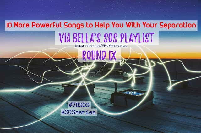 10 More Powerful Songs to Help With Your Separation (Round IX) {SOS Playlist}, The First Cut is the Deepest by Sheryl Crow, Si Te Vas by Shakira, Love is Blind by Eve, Warrior by Demi Lovato, I'm a Bitch by Meredith Brooks, You Learn by Alanis Morissette, If I Could Turn Back Time by Cher, Going Out Like That by Reba, Who Will Save Your Soul by Jewel,  Turn On the Radio by Reba, break up songs, separation, divorce, lyrics that can relate, music heals, separation, SOS series, Via Bella, Reba, Jewel, Cher, Alanis Morissette, Meredith Brooks, Demi Lovato, Eve, Shakira,  Sheryl Crow, #VBSOS #SOSseries