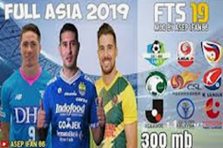 Download FTS 19 Mod Full ASIA Update Transfer February 2019