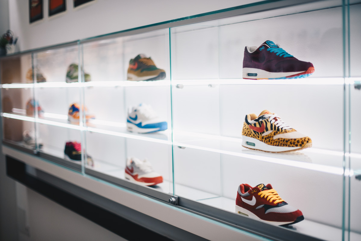 Kicks Off! The Sneaker Blog: Expo Air Max 1 @Nigra Mercato