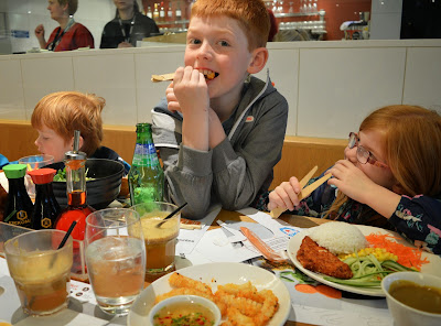 Wagamama eldon square - a review