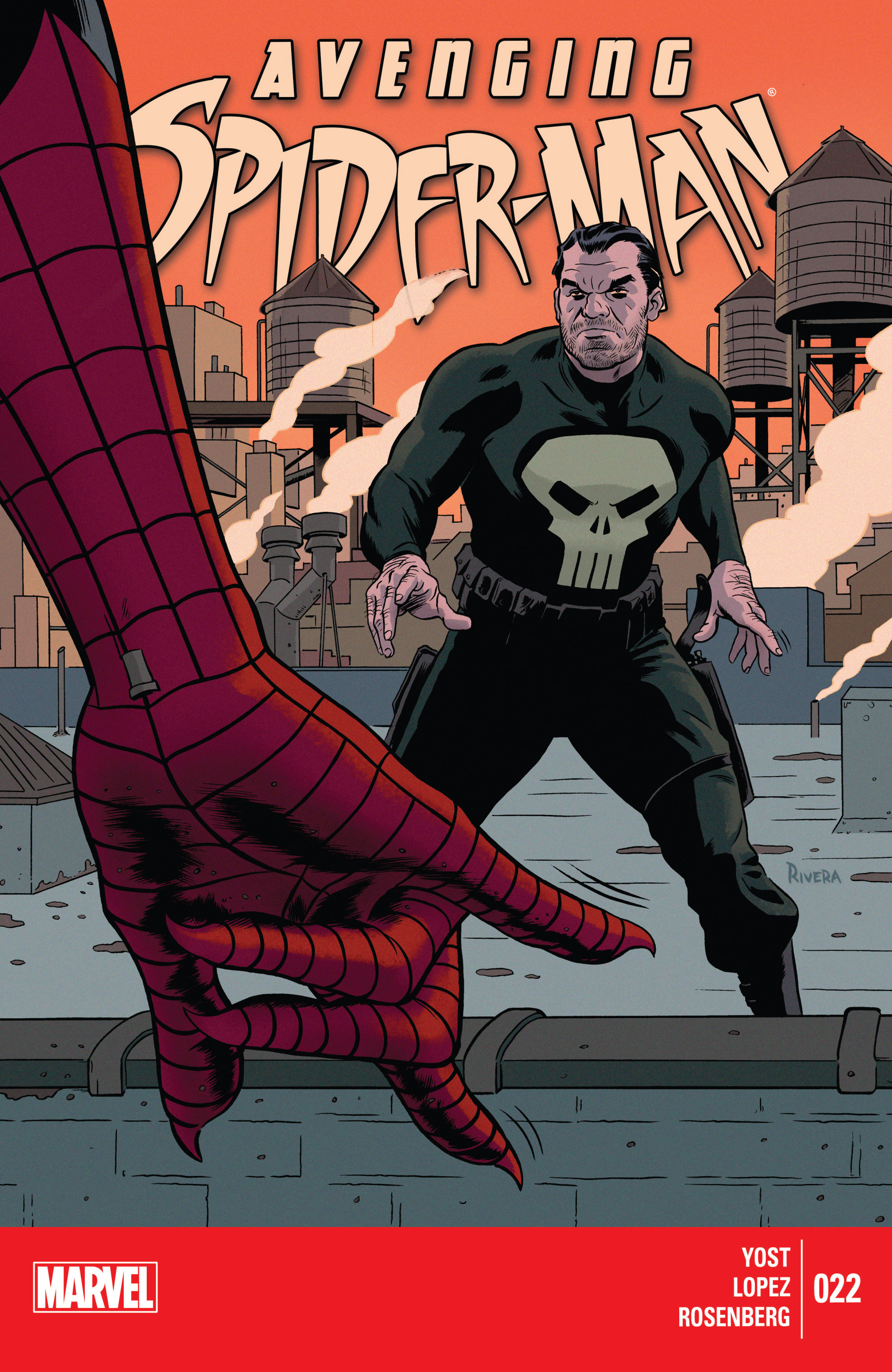 Avenging Spider-Man #23 #25 - English 1
