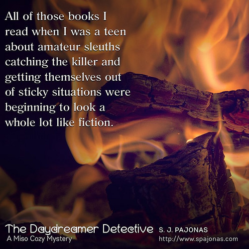 The Daydreamer Detective teaser 2