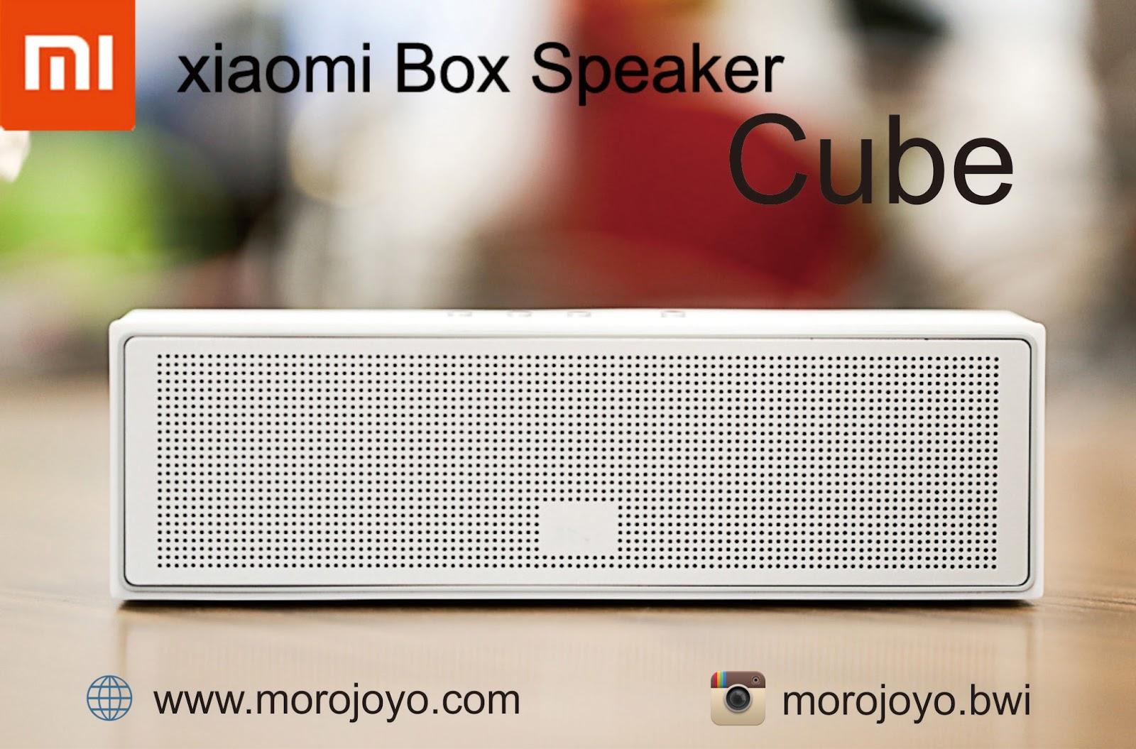 Moro Joyo Cool Gadget Store Mei 2016 Xiaomi Bluetooth Speaker Cube Original Banyuwangi
