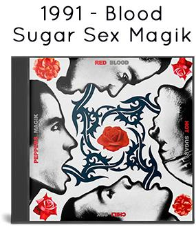 1991 - Blood Sugar Sex Magik