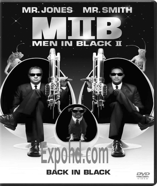 Men in Black 2-2002 Movie Hindi Dual Audio 720p BluRay Download & Watch Online [840MB]