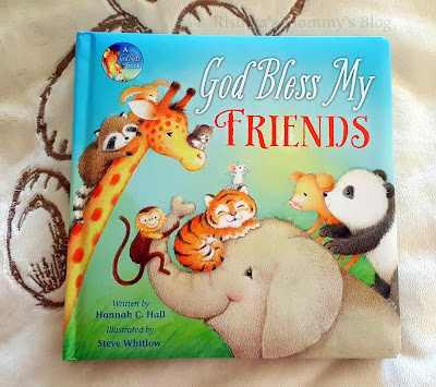 Kids Book Review: God Bless My Friends by Hannah C. Hall
