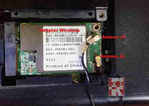 kartu jaringan wireless