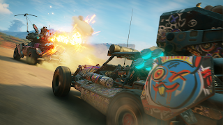 Rage 2 Desktop Wallpaper