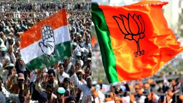 मध्यप्रदेश : किसी भी वक़्त गिर सकती है कांग्रेस की सरकार, भाजपा की हो सकती है वापसी.