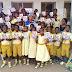 Ruth Oyiza Zacheaus Distributes Writing Materials to Schools in Okehi