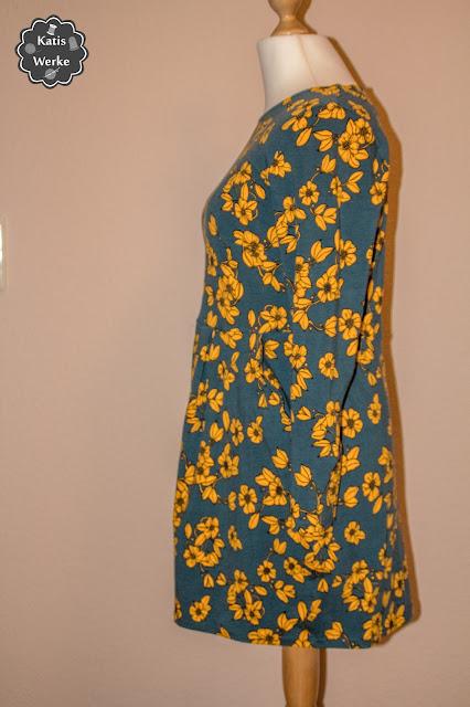 Das Kleid Chloe mit langen Arm - PattyDoo