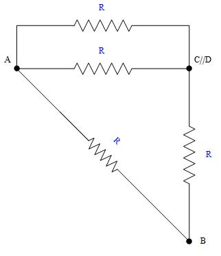 Associação de resistores em paralelo