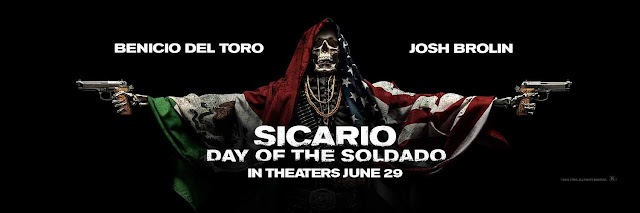 Film Sicario 2: Day of the Soldado 2018