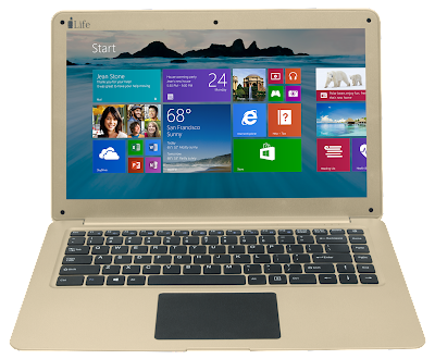 Meet iLife ZED Air Laptop which is thinner than a Wallet in NG
