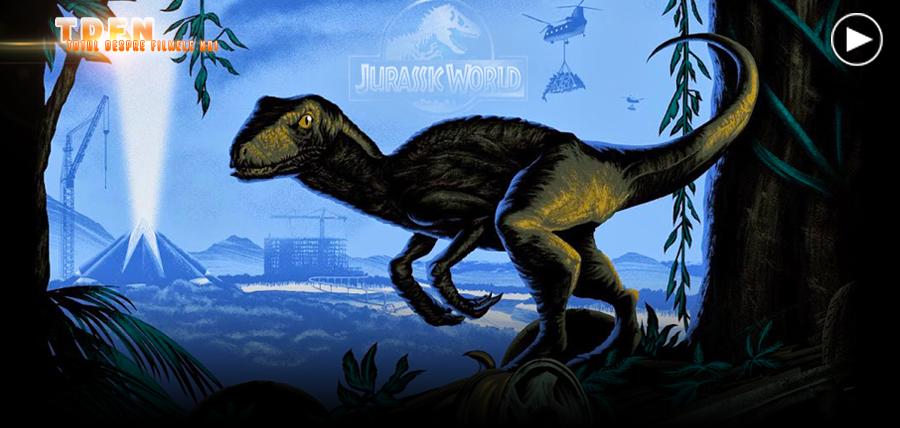 Primul teaser trailer pentru extrem de anticipata continuare Jurassic World