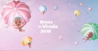 Promoção Bebês Da Virada 2018