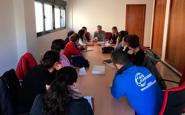II Reunion AMPAS Ayuntamiento de Illescas .IMAGEN COMUNICACION ILLESCAS