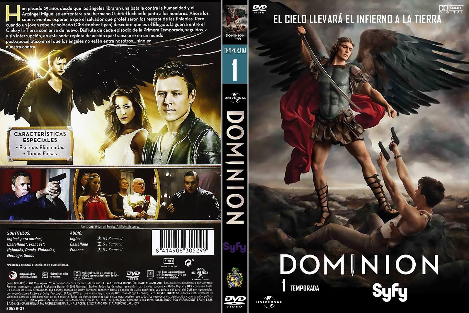 Dominion Serie Trailer