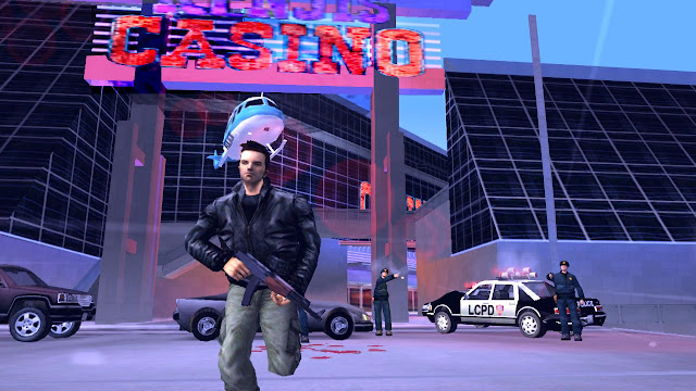 GTA III Terbaru Gratis Mod Full Version Apk