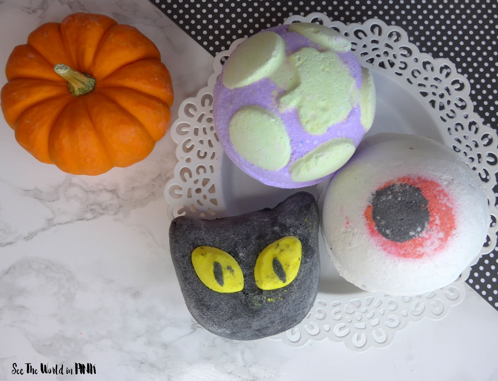 Skincare Sunday - Lush Halloween Goodies!