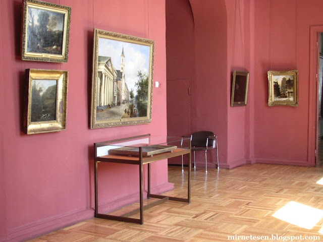 Иркутский художественный музей - зал европейского искусства