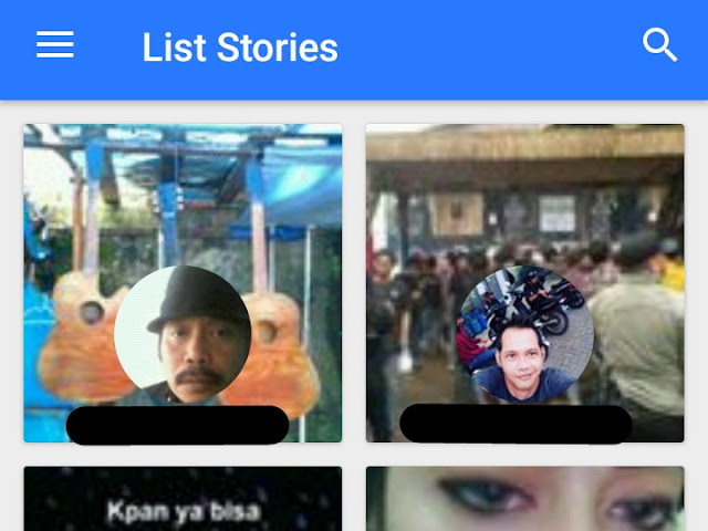 cara download story facebook teman fb