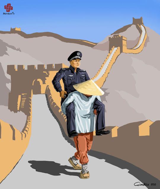 omorfos-kosmos.gr - Όμορφα σατυρικά σκίτσα με αστυνομικούς σε όλο τον κόσμο