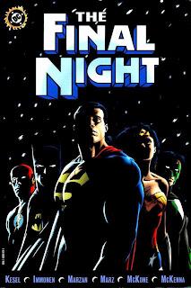 DC COMICS: La Noche Final